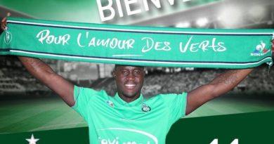 Henri Saivet est prêté une saison à Saint-Etienne