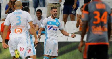 L'OM signe son premier succès en L1 cette saison contre Lorient
