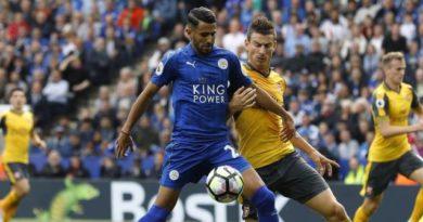 Leicester et Arsenal se neutralisent au terme d'un match terne