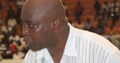 Moustapha Gaye - Coach des Lionnes du Basket
