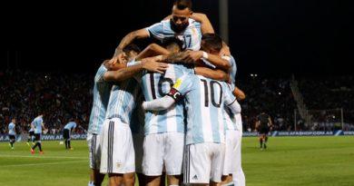 L'Argentine en tête d'un classement resserré