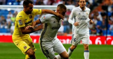le-real-accroche-par-villarreal-a-domicile