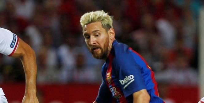 Lionel Messi souffre toujours des adducteurs