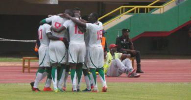 Sénégal 2-0 Namibie