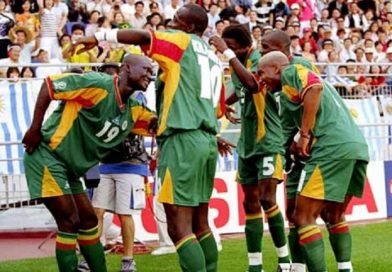 Vidéo : Habib Beye revient sur sa prestation au match de gala des CAF Awards