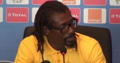 Conférence de presse d'avant match Sénégal VS Cameroun