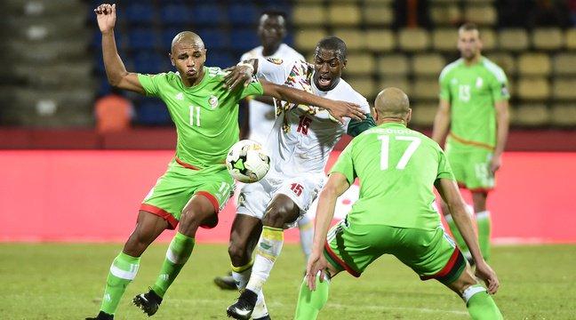 L'Algérie sort dès la phase de poule, le Sénégal et la Tunisie qualifiés