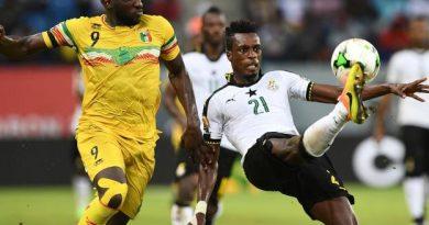 Le Ghana est qualifié pour les quarts de finale
