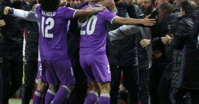 Le record d'invincibilité de Zinedine Zidane a été sauvé in extremis