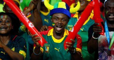 Les supporters camerounais ont été frustrés par l'absence d'hymnes nationaux