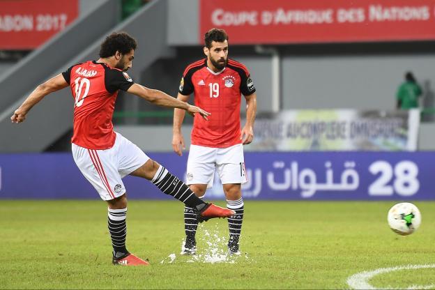 Mohamed Salah a offert la victoire et la première place à l'Egypte