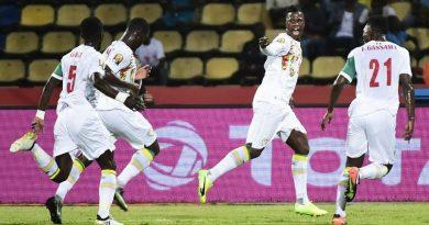 Sénégal 2 – 0 Zimbabwe