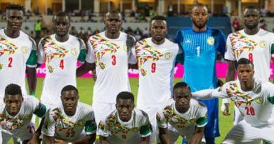 Sénégal-Cameroun 19h00
