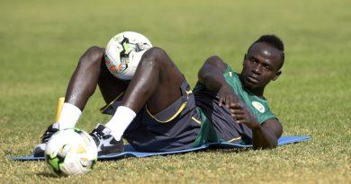 Sadio Mané, un des joueurs importants des Lions de la Téranga présents au Gabon