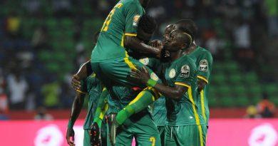 Tunisia 0-2 Senegal #CAN2017 #TUNSEN2