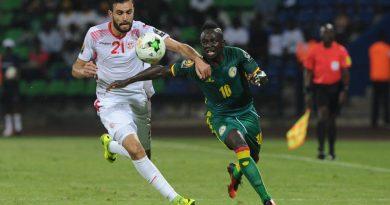 Tunisia 0-2 Senegal #CAN2017 #TUNSEN3