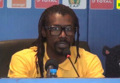 Vidéo – L'intégralité de la conférence de presse d'Aliou Cissé