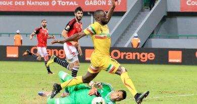 le Mali partage les points avec l'Égypte