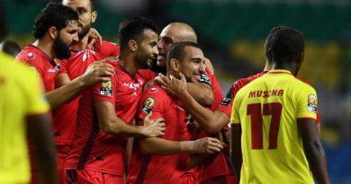 les Tunisiens n'ont pas manqué l'occasion de rallier les quarts