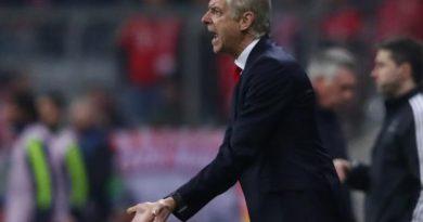 Arsène Wenger est abattu