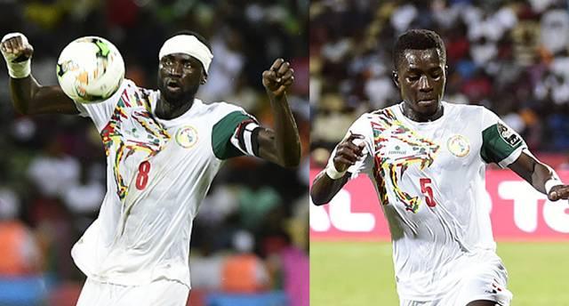 Cheikhou Kouyaté plus combatif que Gana Guèye