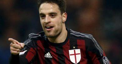 Giacomo Bonaventura ne rejouera pas cette saison