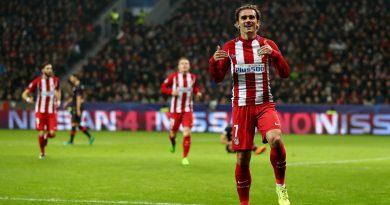 Griezmann meilleur buteur de l'histoire de l'Atlético en C1