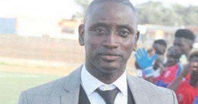 L'entraîneur Demba Mbaye démissionne
