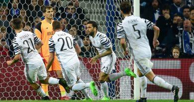 La Juve a fait craquer Porto