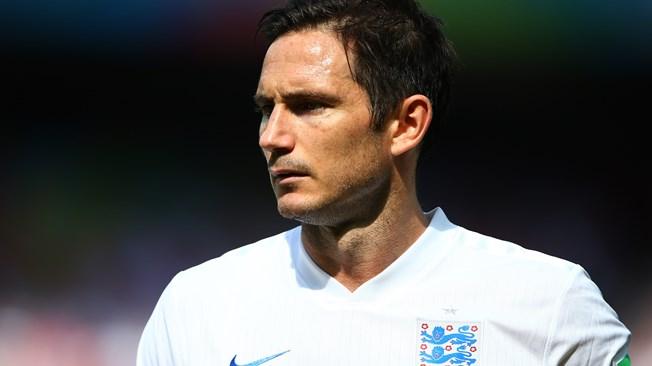 Lampard s'arrête là