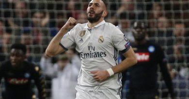 Mené au score, le Real Madrid est parvenu à retourner la situation pour s'imposer 3-1 face à Naples