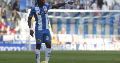 Real Madrid - Espanyol Barcelone , Pape Kouli Diop titulaire