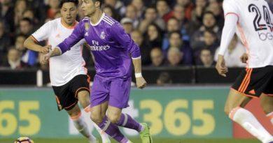 Ronaldo a atteint le cap des 700 matches en clubs