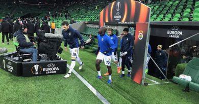 sow krasnodar europa ligue