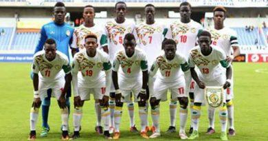 CAN U20 - Sénégal-Guinée