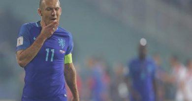 C'est après la défaite en Bulgarie que le sélectionneur néerlandais a été limogé