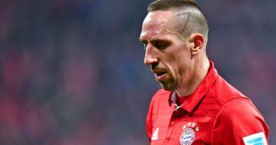Franck Ribéry a envisagé un départ du club