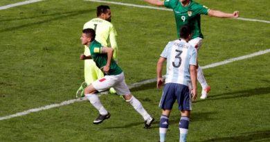L'Argentine et Sergio Romero à terre