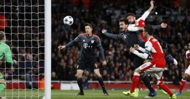 Le Bayern fait exploser Arsenal (5-1)