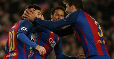 Le PSG humilié à Barcelone et éliminé