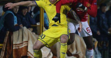 Manchester United ramène le nul de Rostov