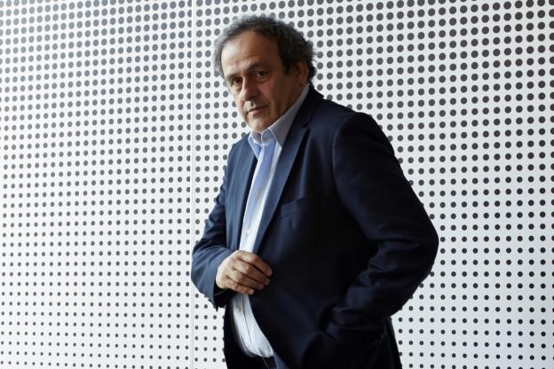 Michel Platini ne se dit pas animé par un sentiment de revanche