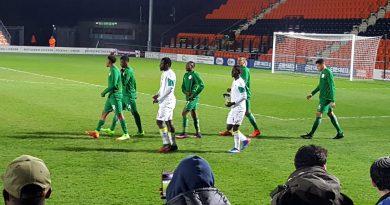 Nigeria 1 - 1 Senegal