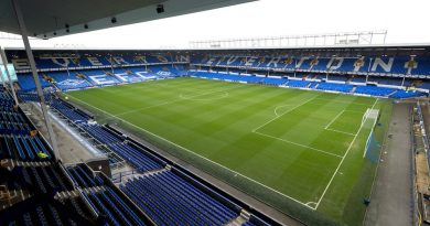 Welcome to Goodison Park