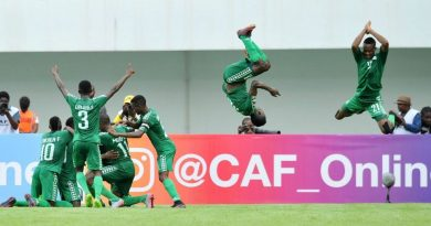 Zambia are the U20 champions of Africa