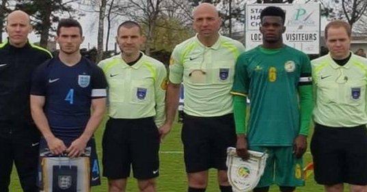 le Sénégal perd devant l'Angleterre (0-2)