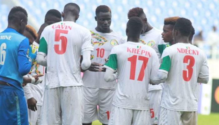 Amical – Les Lionceaux battent les cadets mauritaniens 3-0