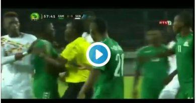senegal zambie finale can u20 2017