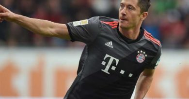 Bayern Munich, Lewandowski