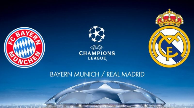 Bayern Munich - Real Madrid & Atlético - Leicester , les compos